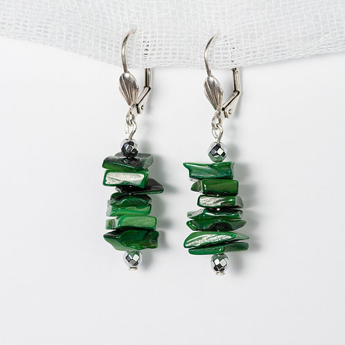 Mojito Metallic Earrings