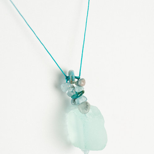 Strange Crystal Blue