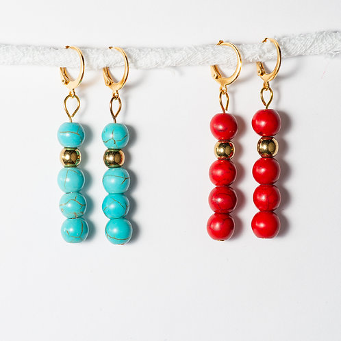 Sikinos Earrings