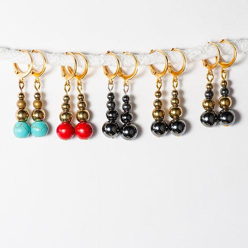 Charlotte Minimal Earrings