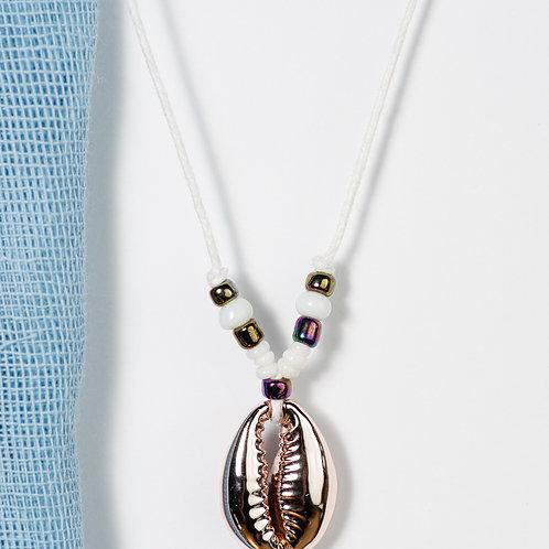 Claudia Seashell Necklace
