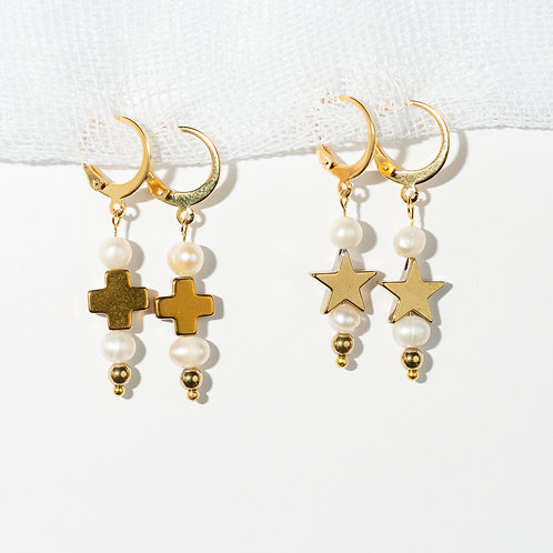 Pearl Obsession Earrings