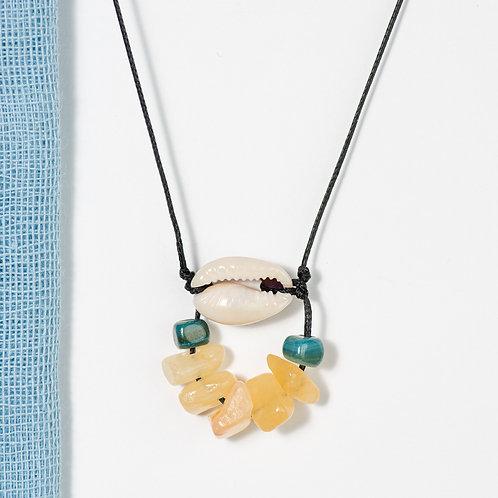 Kelly Seashell Necklace