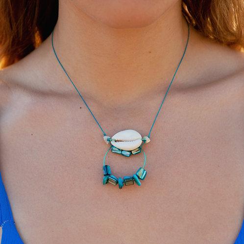 Blue Tide Necklace