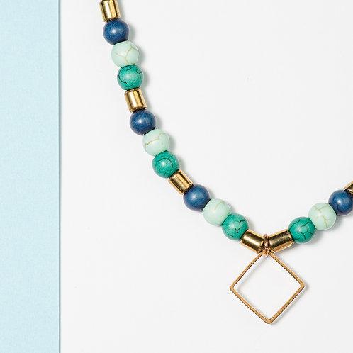 Blue Symphony Necklace