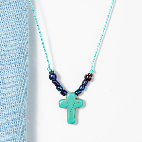 The Simple Cross Necklace