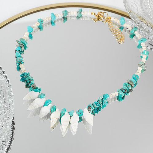 Antiparos Summer Necklace