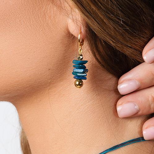 Ocean world Earrings