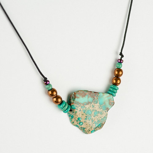 Copper and Mint