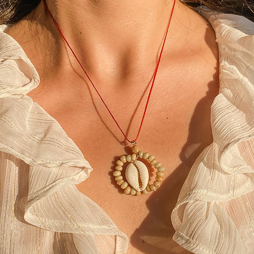 July Moon Necklace