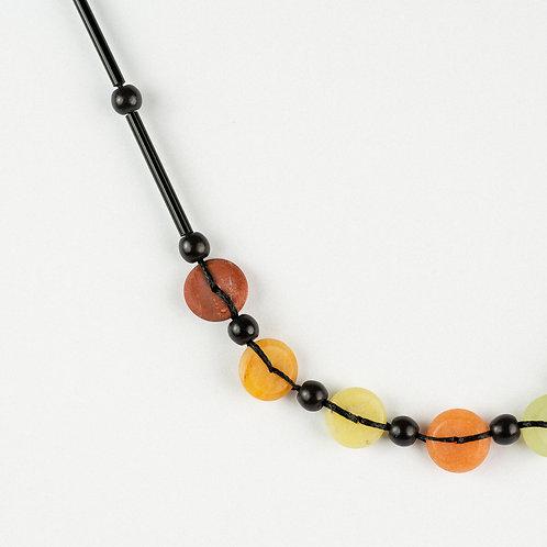 Gemstone Candy Necklace