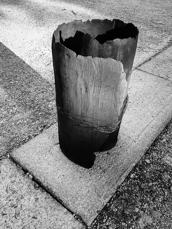 Ceramic sculpture_Ancestral plot