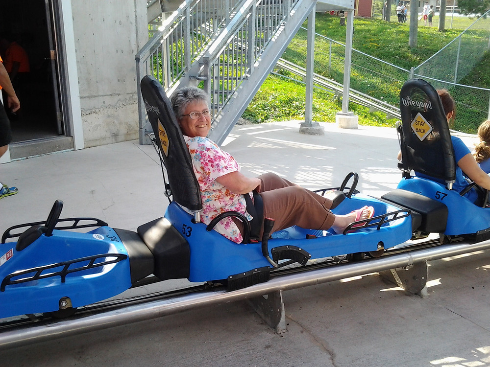 4 Sonia on Mountain Rider roller coaster ride.jpg