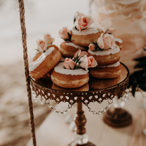 Donuts and Roses