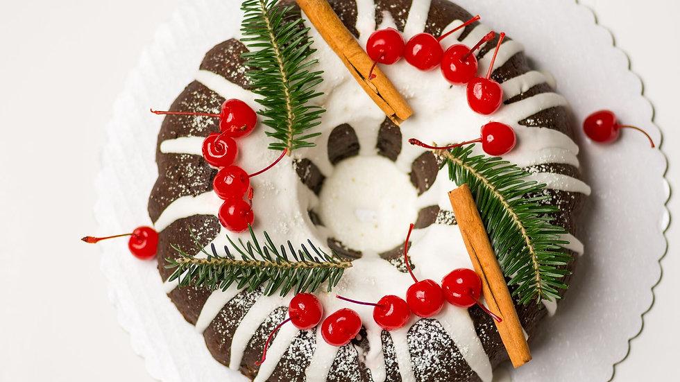 Bajan Fruit Cake
