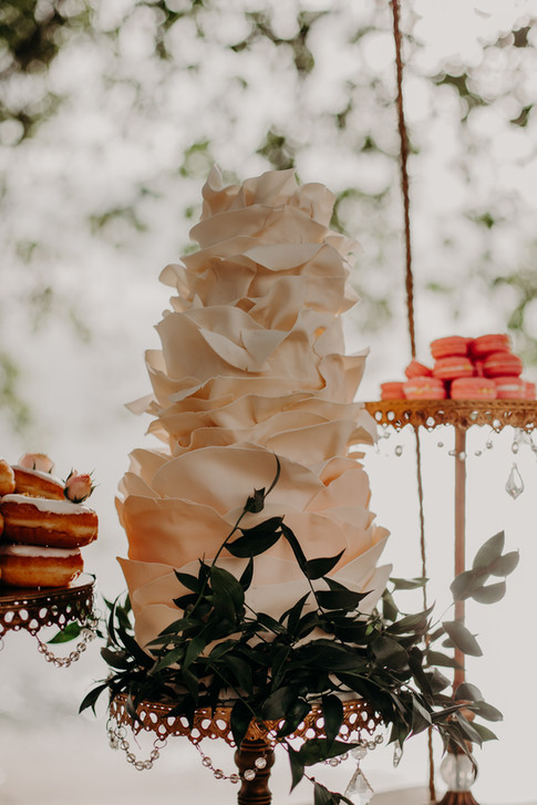 Three Tier Ruffled Wedding Cake.jpg