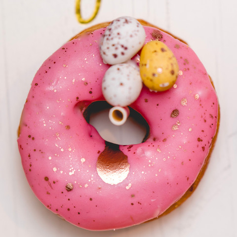 Easter Egg Doughnut