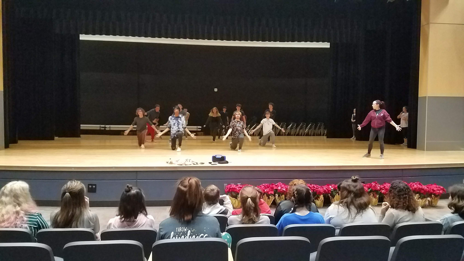 WEAVE at Ringgold High School Theatre Dept.