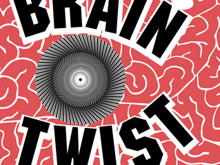 Brain Twisters now out!