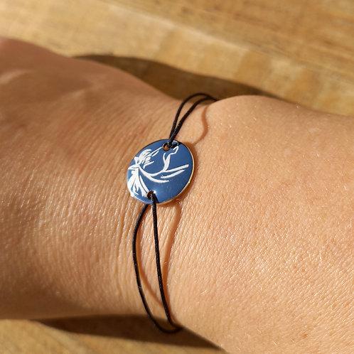 Bracelet médaille