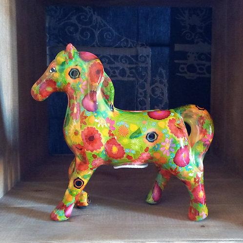 Tirelire cheval Lucky