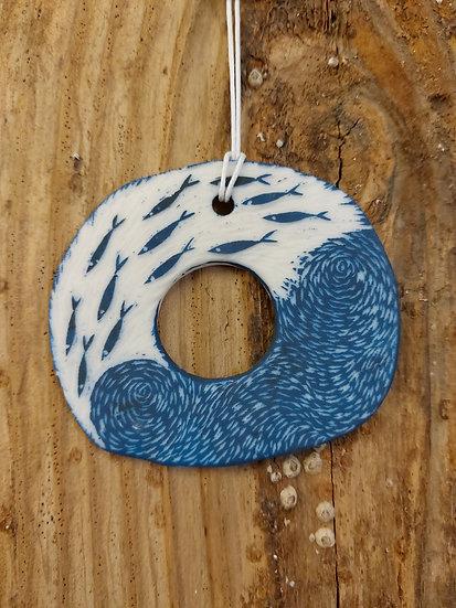 Circle hanging 6