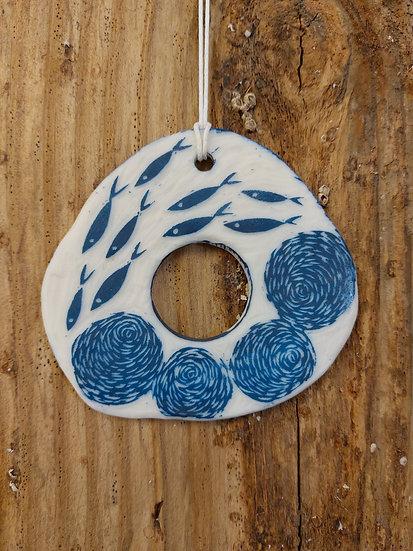 Circle hanging 8