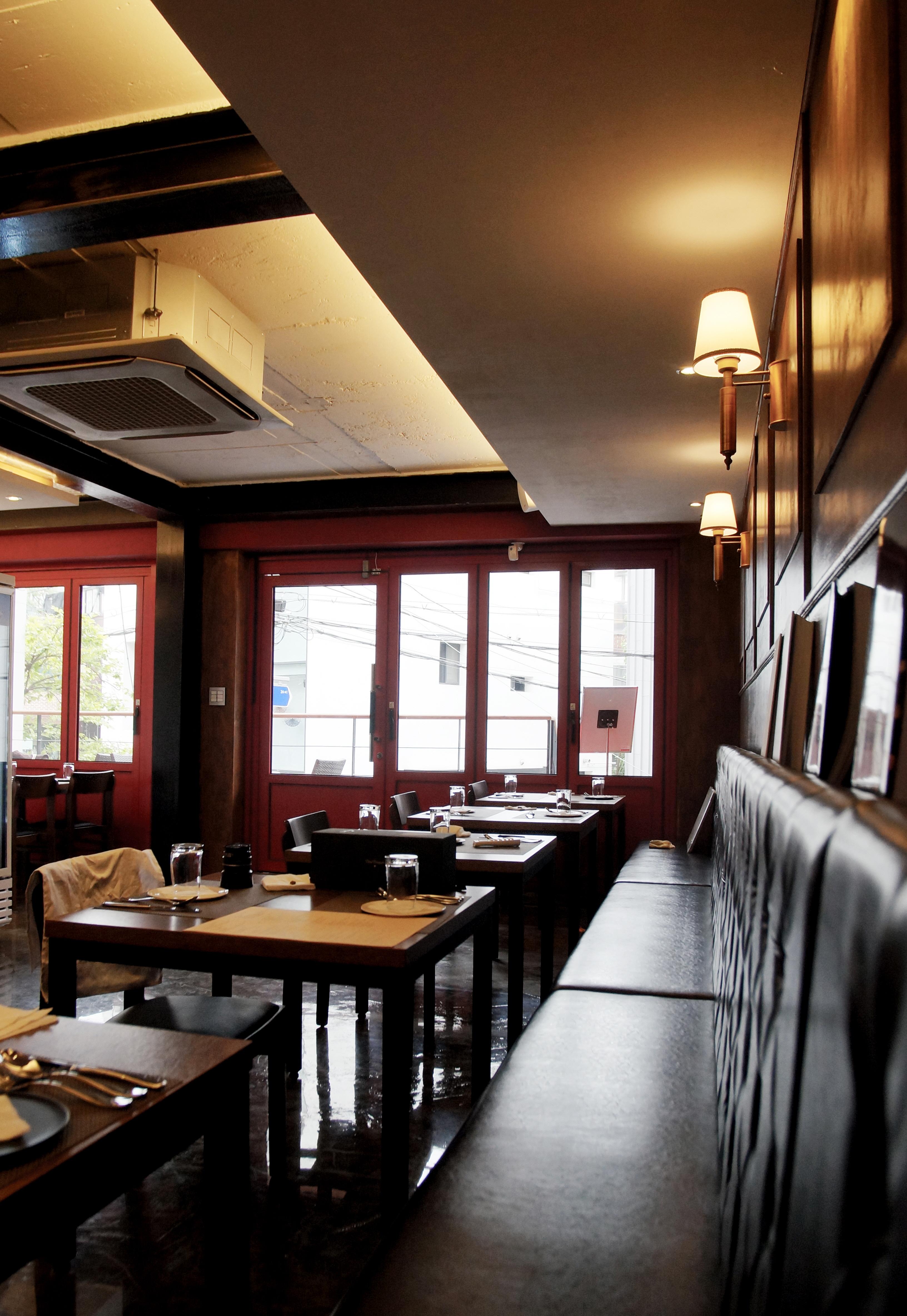 연남동 레스토랑