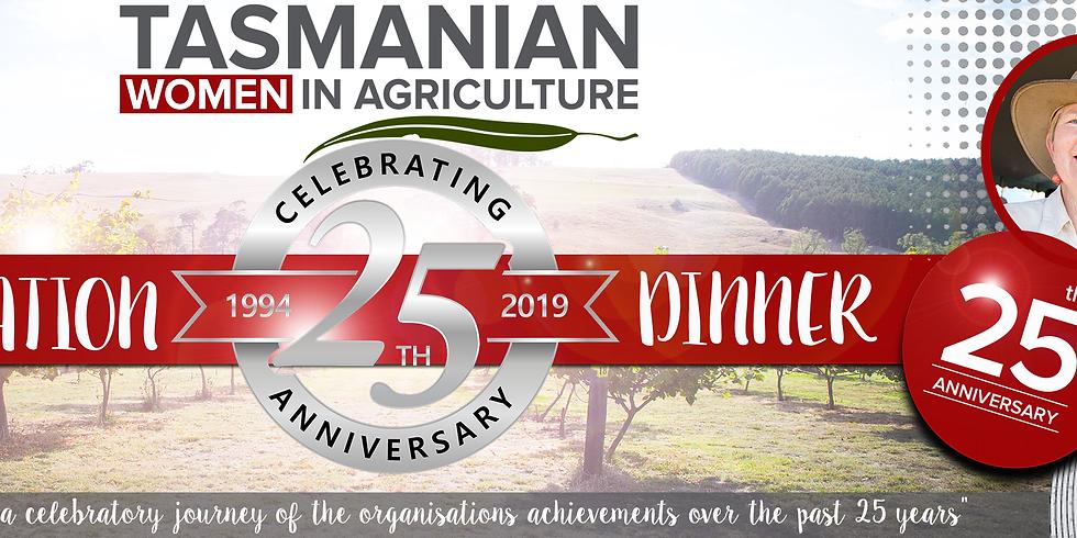 TWiA 25th Anniversary Celebratory Dinner