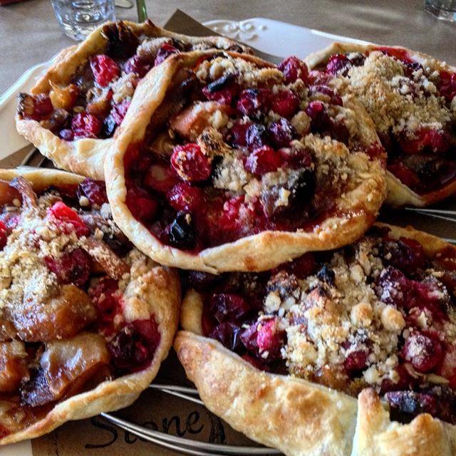 Pear & Cranberry Crostata_#stoneflyrestaurant #markleeville #kirkwood #hopevalley #embracewinter
