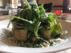 Zucchini Salad #saladaze #stonefly #markleeville #summertime #keepinitreal