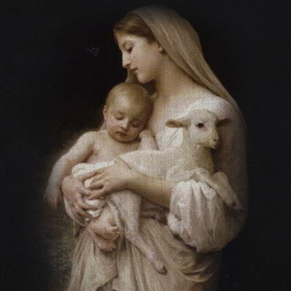 Mother's Day Novena · Candle Petition