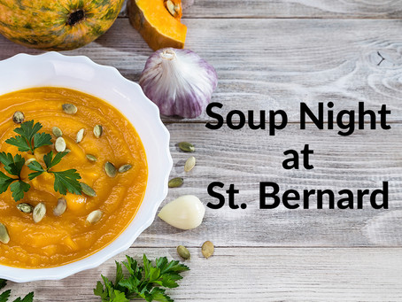 The Gift of Soup Night!