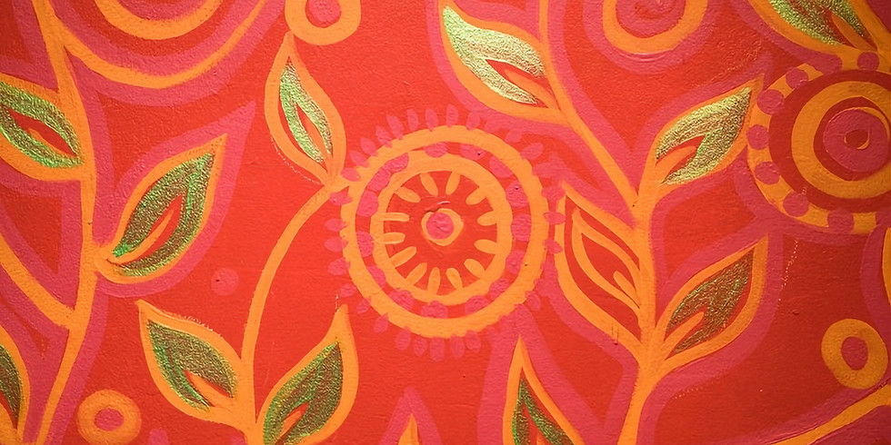 Art Sesh - 'Paint on everything'