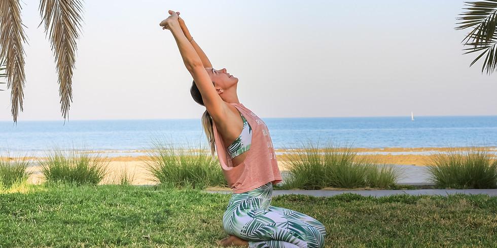 Yoga & Brunch with Margarita