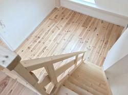 Nouvelle escalier