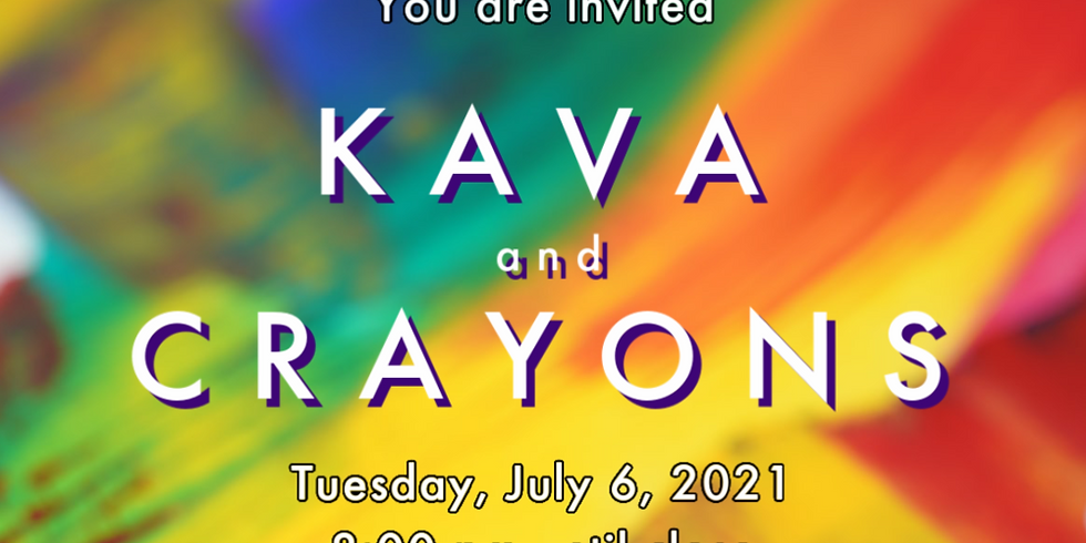 Kava and Crayons