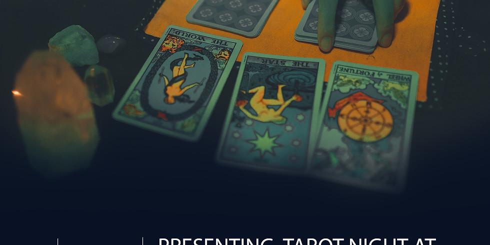 Presenting Tarot Night at Kava Social