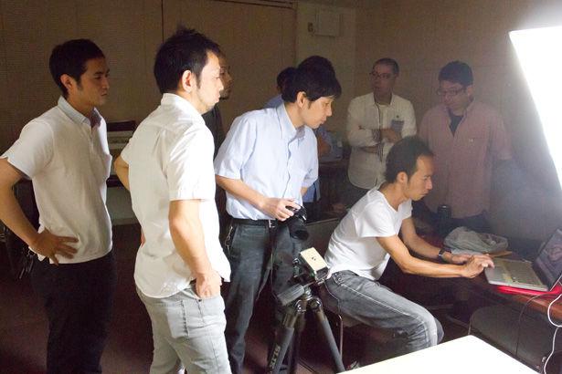 フォトグラファーに学ぶ!商品撮影実践講座 in 塩竈 和田剛