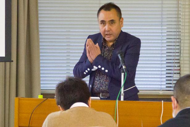 中小企業のための情報発信初級講座 in 仙台 株式会社創 村上肇先生