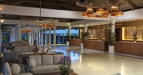 005MeliaCaribeBeach-Main_Lobby-Reception