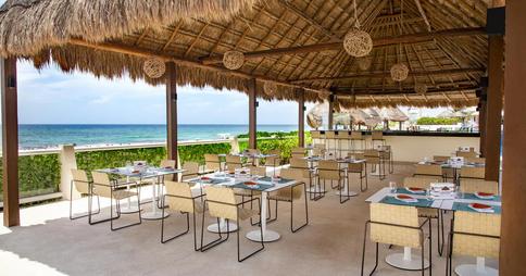 315ParadisusCancun-La Palapa Restaurant