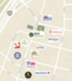 MLK Gateway Neighborhood Map
