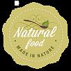 Organic Food distintivo 6