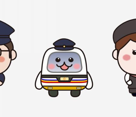 LINEスタンプオリジナルキャラクター製作