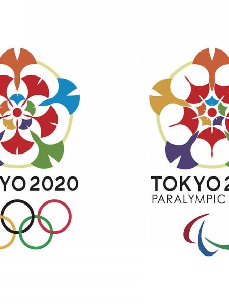 オリンピックロゴデザインコンペ例