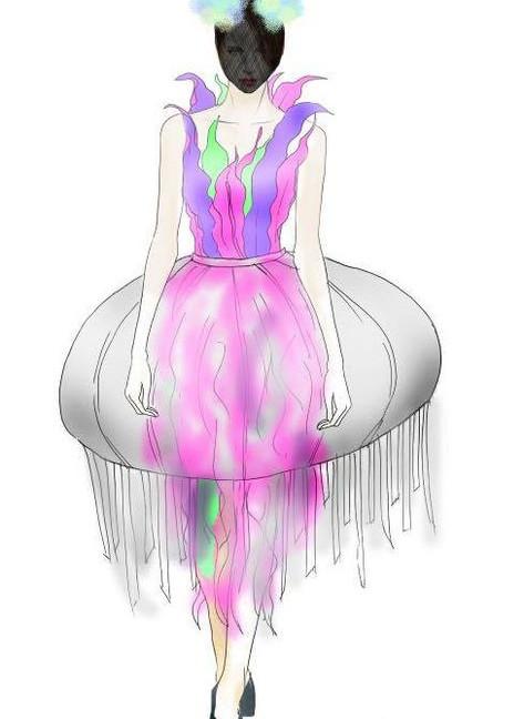 八景島シーパラダイス衣装デザイン