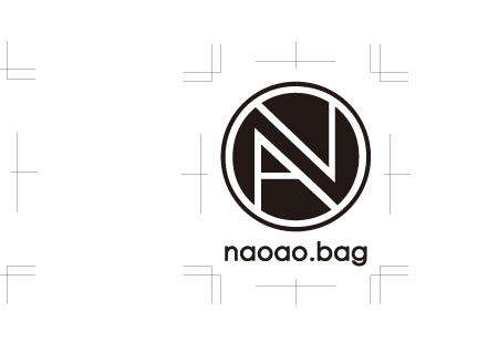 鞄ブランドロゴデザイン