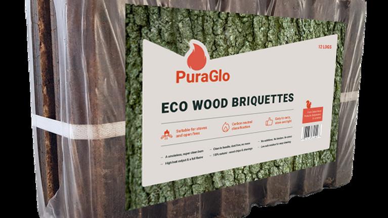 Eco Wood Briquettes 10KG
