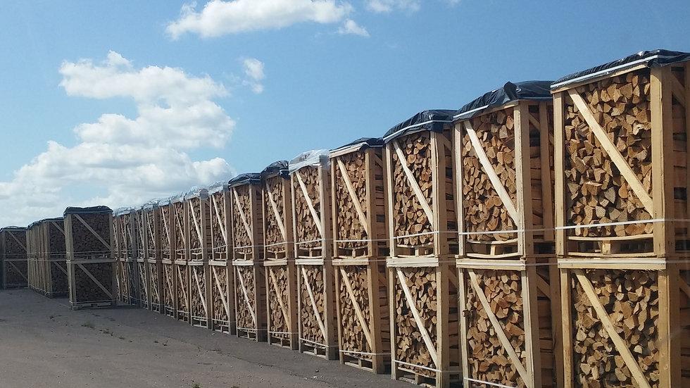 Kiln Dried Fire Logs 1m3